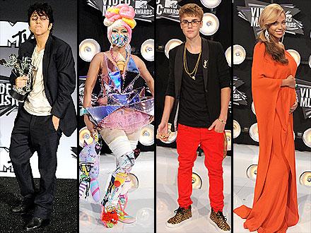 MTV VMAs Style