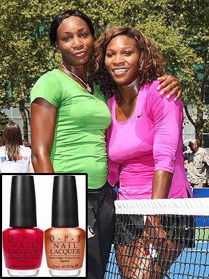 Williams Sisters in US Open
