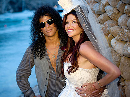 Slash Wedding Vow Renewal