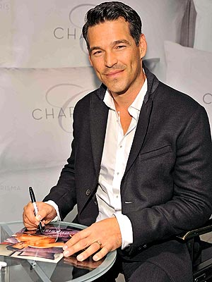 Eddie Cibrian for Charisma