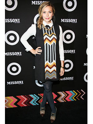 Elizabeth Olsen Fashion