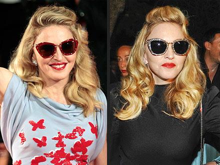 Madonna at Venice Film Festival