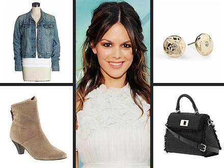 Rachel Bilson Guest Edits for Piperlime