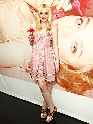 Dakota Fanning Oh Lola
