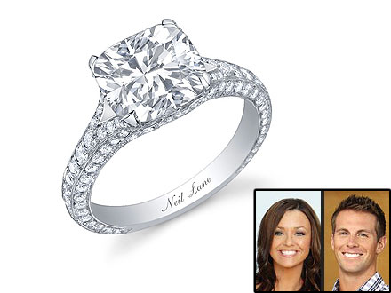 holly blake 440x330 All About Bachelor Pads Holly Dursts Engagement Ring!