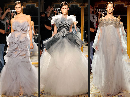 Marchesa Fashion Show