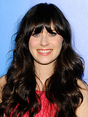 Zooey Deschanel's Beauty and Fashion Tips