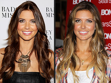 Audrina Patridge Goes Blonde