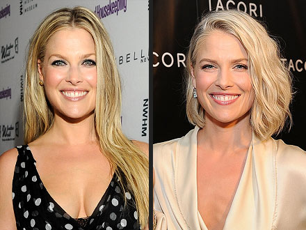 Ali Larter Cuts Her Hair