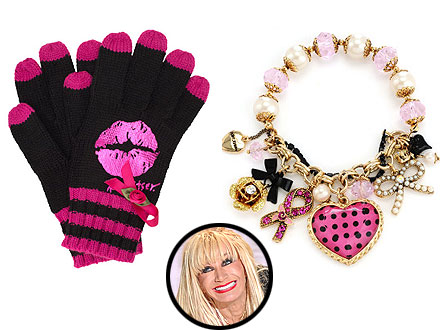 Betsey Johnson Breast Cancer Awareness