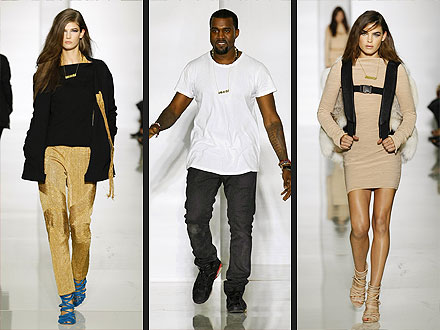kanye west 440x330 Chic Clicks: Kanye West Considers London, Why Jennifer Aniston Chopped Her Hair