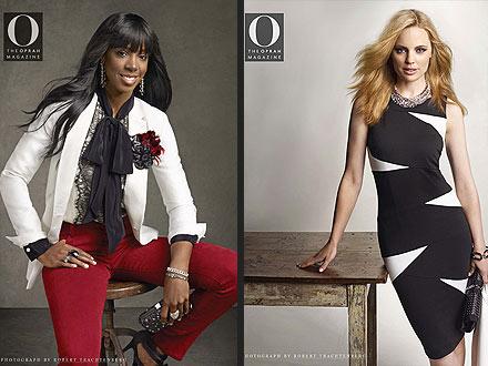Oprah Magazine Kelly Rowland