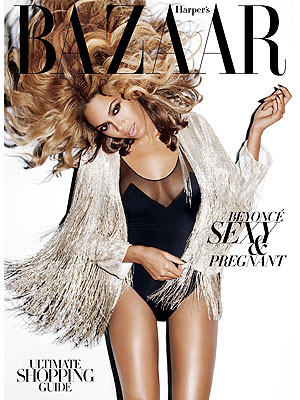 Beyonce Harper's Bazaar