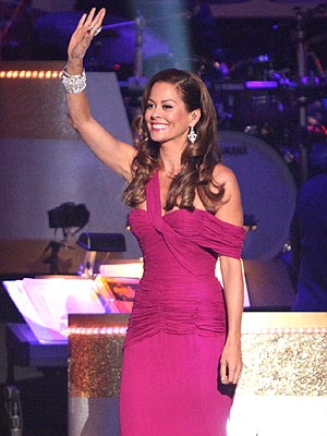 Brooke Burke Dancing with the Stars Hair