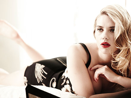 Scarlet Johansson for D&amp;G Beauty
