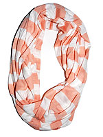 Discount on scarves