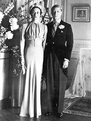 Wallace Simpson Wedding Dress