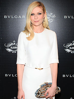 Kirsten Dunst: Melancholia and Shopping