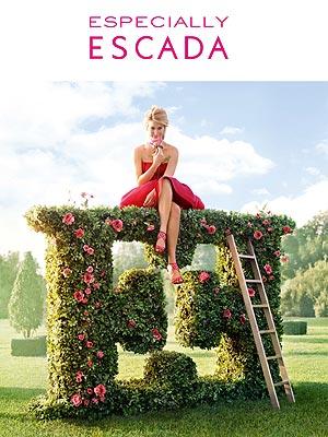 Escada Perfume Ads