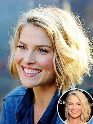 Ali Larter Takes Her Hair Even Shorter