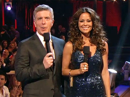 Brooke Burke DWTS Hair