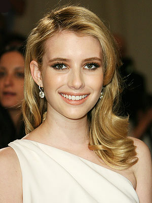 Emma Roberts Neutrogena Makeup