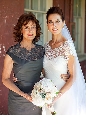 Eva Amurri Wedding Dress