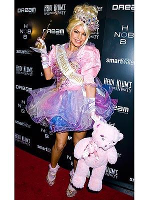Fergie Halloween