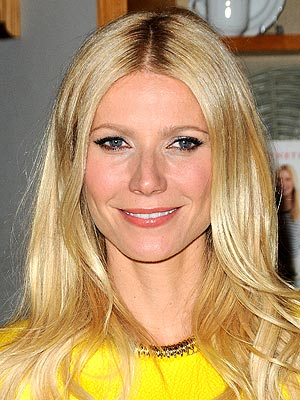Gwyneth Paltrow Blow Dry Bar