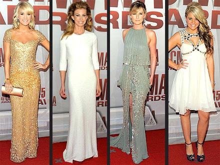 CMA Awards 2011 Style