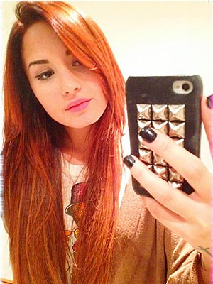 Demi Lovato Hair