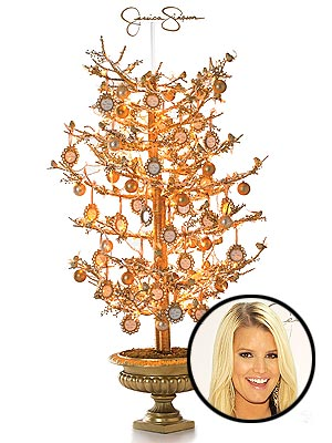 Jessica Simpson Macy's Tree