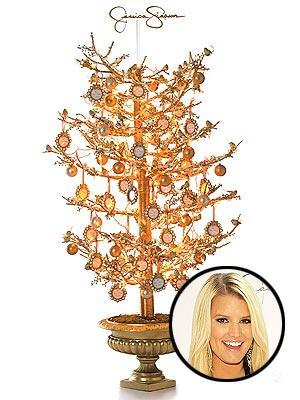 Jessica Simpson Macy's Tree