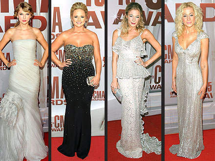 CMA Awards 2011 Style