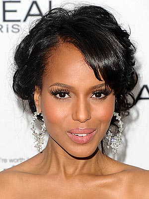 Kerry Washington Eyelashes