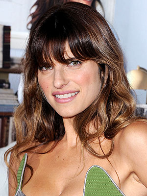 Lake Bell Holiday Style