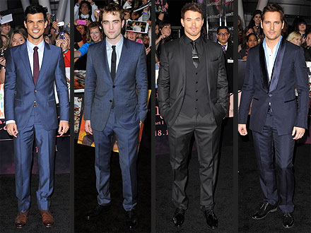 Breaking Dawn Premiere Style