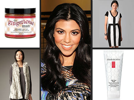 Kourtney Kardashian Holiday Gifts