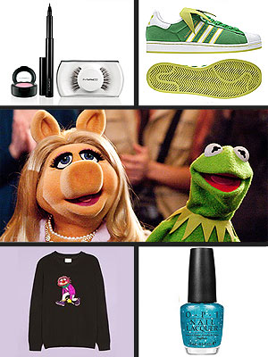 Muppets Movie Products