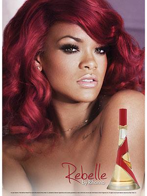 Rihanna Perfume Rebelle