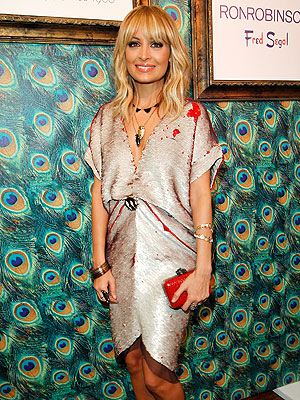 Nicole Richie House of Harlow