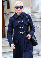 Gwen Stefani, Jessica Simpson: A.L.C. Coat on Sale