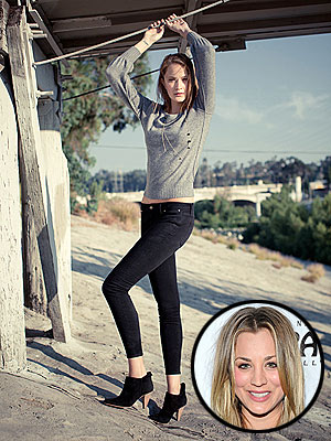 Jeans by Kaley Cuoco