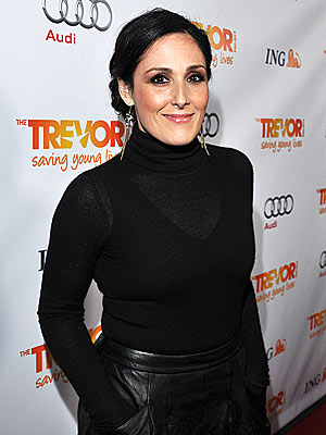 Ricki Lake Thinks She 39s Found Her Wedding Gown Ricki Lake Wedding Dress