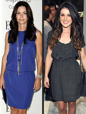 Courteney Cox Dress Auction