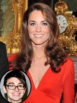Christian Siriano for Kate Middleton