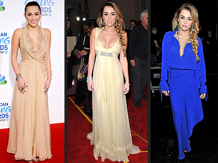 Miley Cyrus Dresses