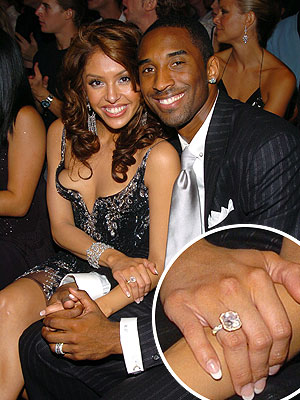 vanessa bryant 300 A Look Back at Vanessa Bryant's 'Apology' Ring