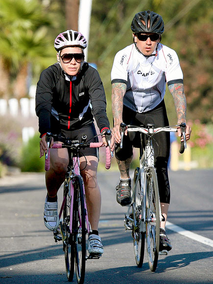 PINK & CAREY HART photo | Carey Hart, Pink