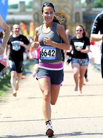 VICTORY LAP photo | Pippa Middleton